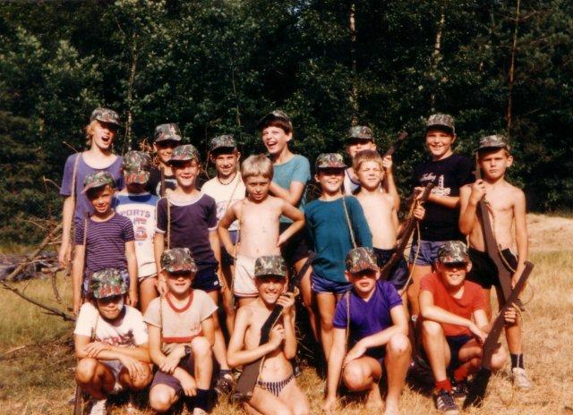 Kamp-1986-Rakkers (JNH 55 Jarig Jubileum)